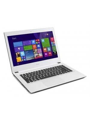 "ACER ES-474-3858 - INTEL CORE I3 6100U - 1 TERA - 6GB DDR3L  14"" blanco"