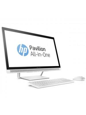 """TODO EN UNO HP 24-G015LA - AMD QUAD CORE A8-7410 - 2 TERAS - 4GB - 23,8"""" TOUCH"""