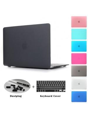 Carcasa Combo para mac + tapones + teclado
