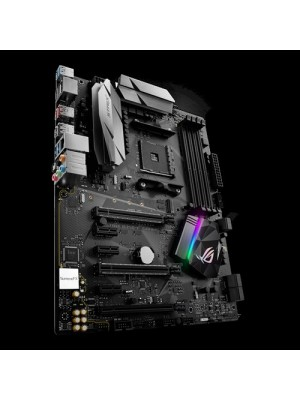 BOARD ASUS ROG STRIX B350 - F GAMING AMD AM4 - 5% PAGO EN EFECTIVO