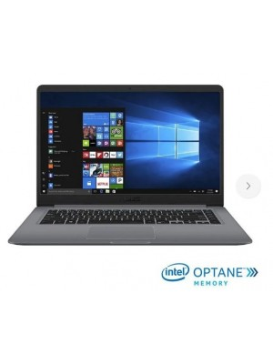 "ASUS N580GD-E4202T - INTEL CORE I5 8300H - 4GB DDR4 - 1 TERA + 16GB INTEL OPTANE - PANT 15.6"" - NO DVD - VIDEO GTX 1050 4GB - WIN 10 - GREY"
