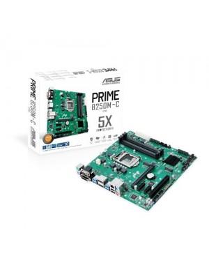 BOARD ASUS PRIME B250M -C INTEL  - 5% para pago en efectivo